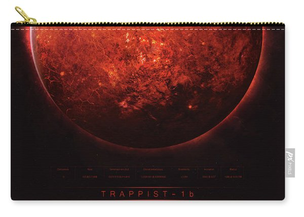 Trappist-1b Carry-all Pouch