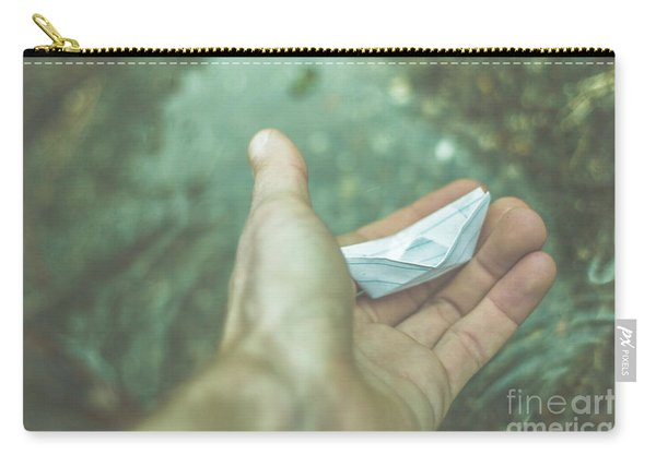 Travelling Dreams Carry-all Pouch