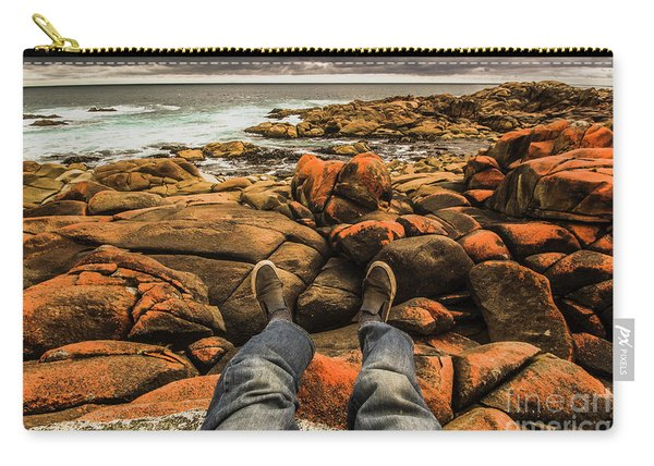 Travelling West Coast Tasmania Carry-all Pouch