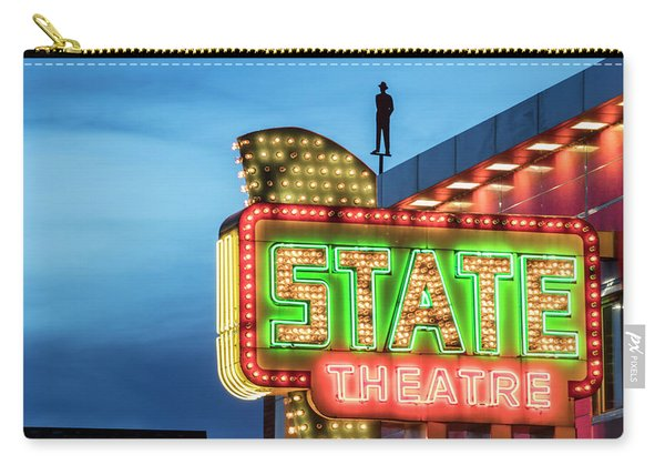 Traverse City State Theatre Carry-all Pouch