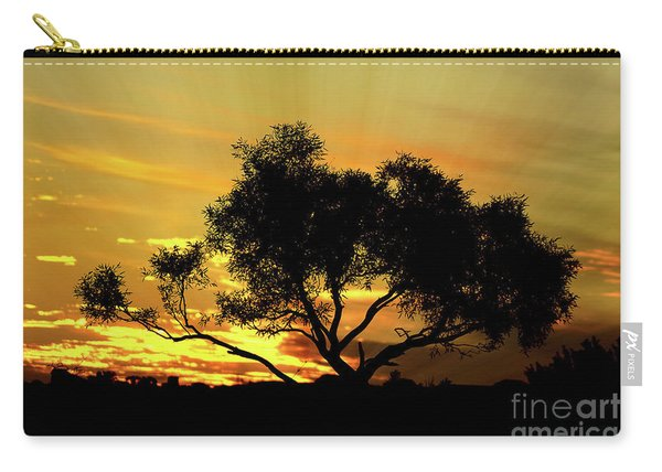 Tree 13 Carry-all Pouch