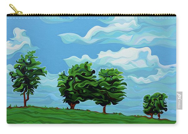 Tree Amigos Carry-all Pouch