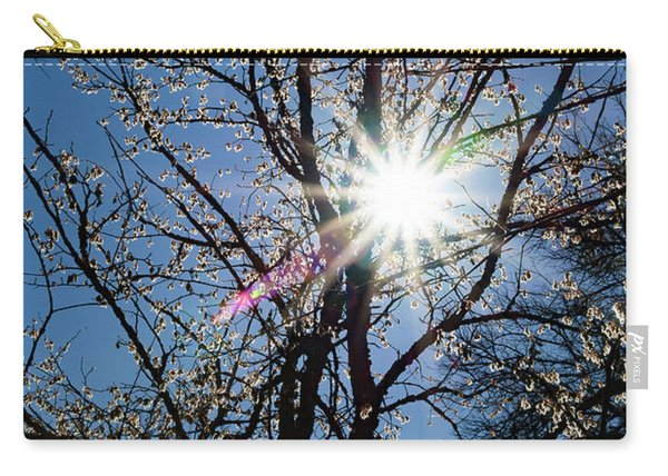 Tree Buds Carry-all Pouch