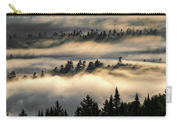Trees In The Clouds Carry-all Pouch
