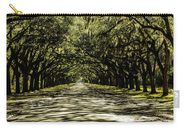 Tree Covered Approach Carry-all Pouch