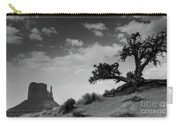 Monument Tree Carry-all Pouch