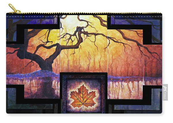 Tree Of Life The Giver Carry-all Pouch