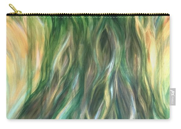 Tree Of Wisdom Carry-all Pouch