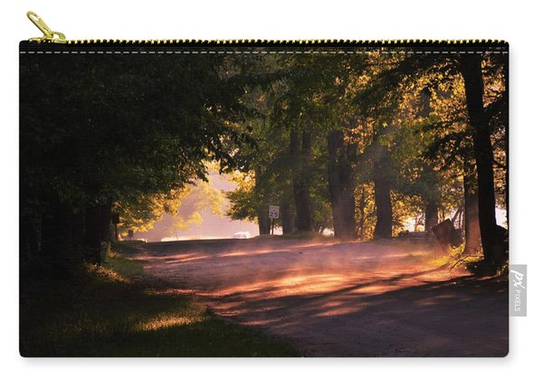 Tree Tunnel Carry-all Pouch