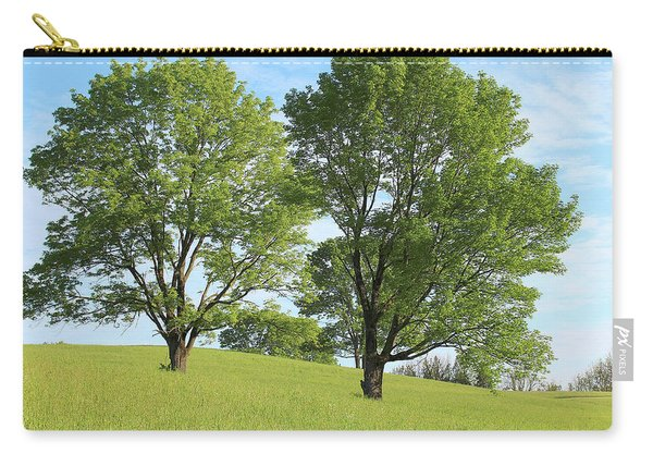 Summer Trees 4 Carry-all Pouch