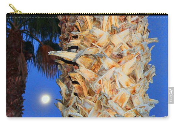 Trees Capture Sun Carry-all Pouch