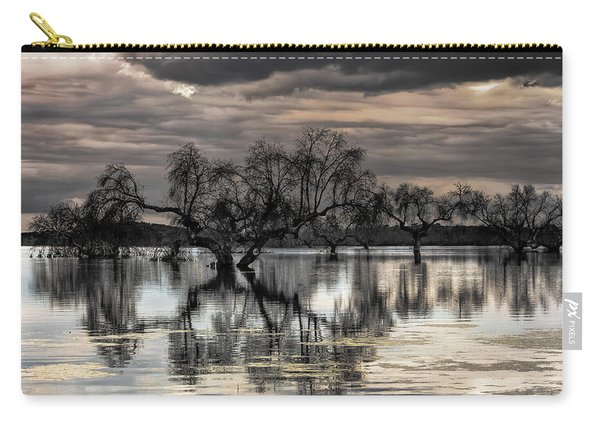 Trees Dream Carry-all Pouch