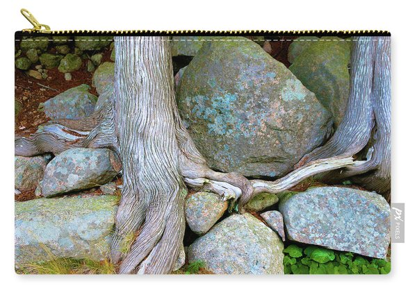 Trees Play Footsie Carry-all Pouch