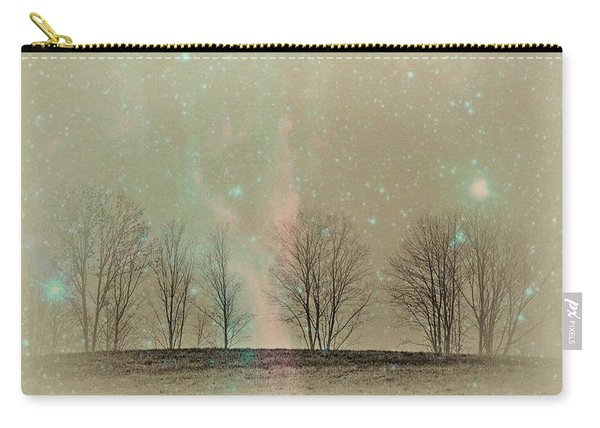 Tress In Starlight Carry-all Pouch