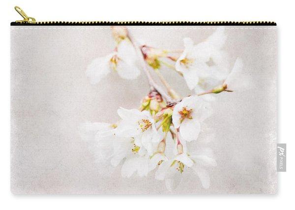 Triadelphia Cherry Blossoms Carry-all Pouch