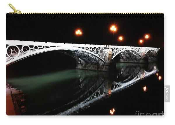 Triana Bridge Carry-all Pouch