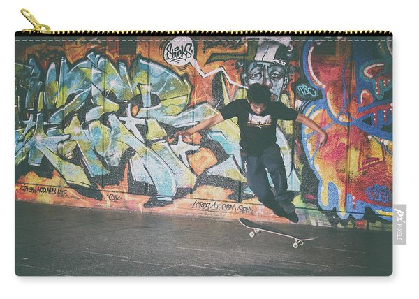Trickster Carry-all Pouch