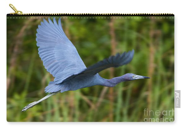 Tricolored Heron Flight Carry-all Pouch