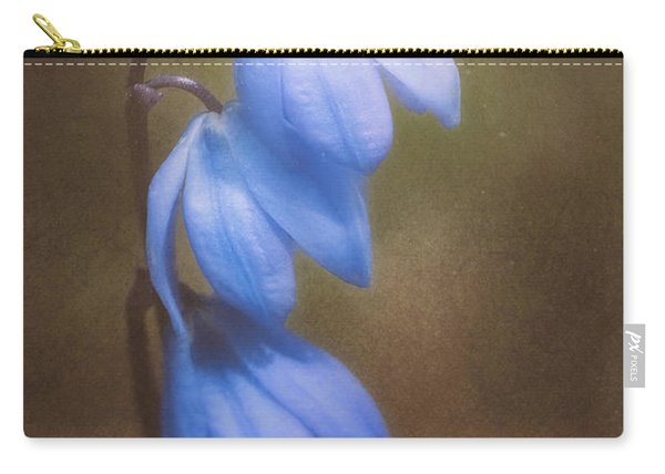 Trio Of Spring Flowers Carry-all Pouch
