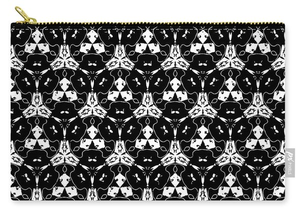Triple Lace Carry-all Pouch