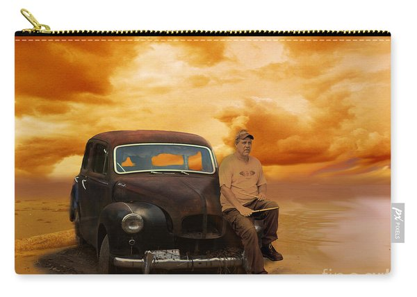 Trippin' With My '48 Austin A40 Carry-all Pouch