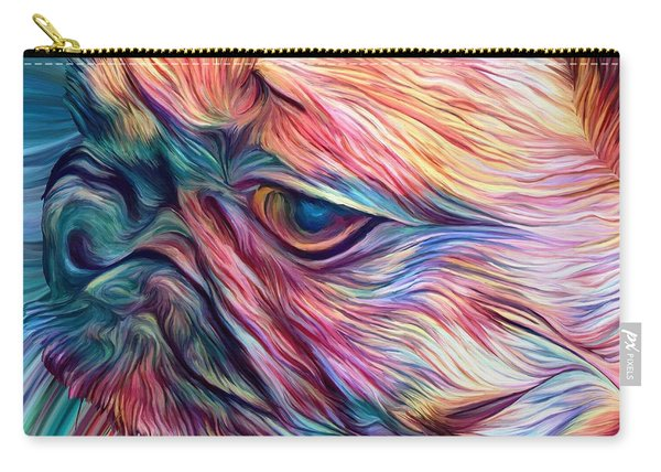 Trippy Arabella Carry-all Pouch
