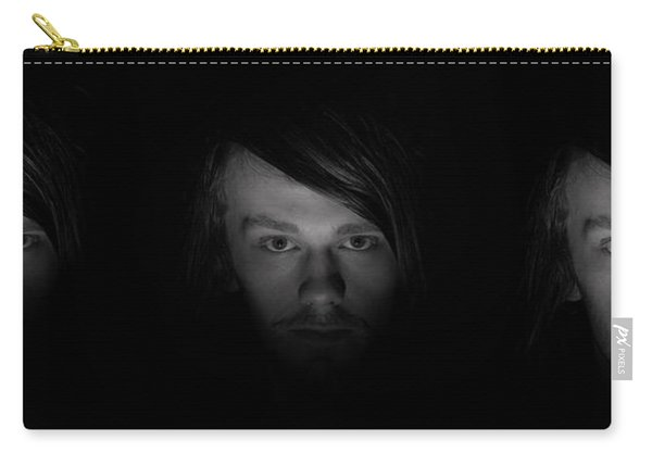 Triptych Carry-all Pouch