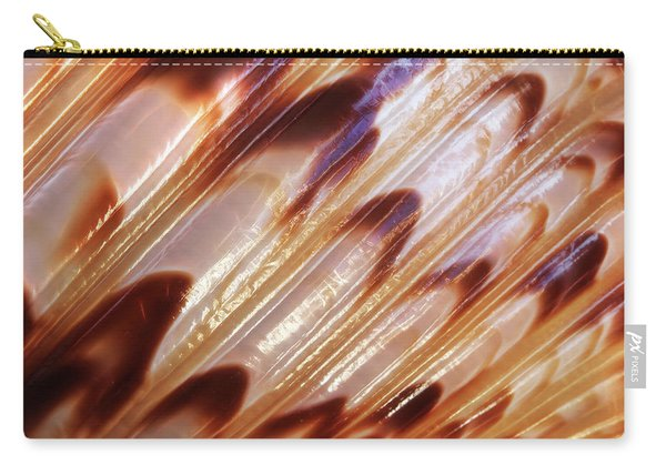 Triton Seashell Abstract Carry-all Pouch