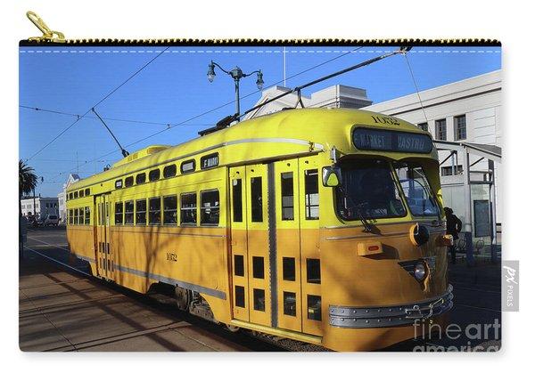 Trolley Number 1052 Carry-all Pouch