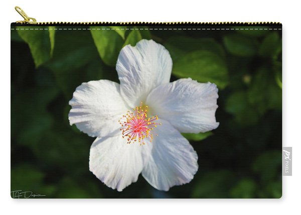 Tropical Flower 2 Carry-all Pouch
