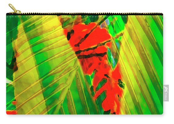 Tropical Fusion Carry-all Pouch