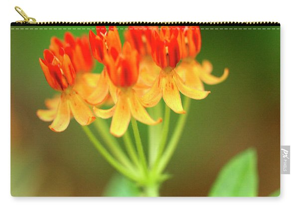 Tropical Milkweed Carry-all Pouch