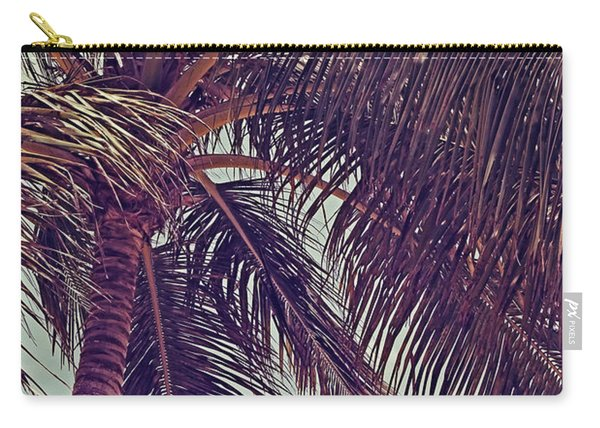 Tropical Ocean View Carry-all Pouch