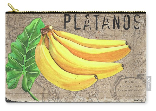 Tropical Palms 4 Carry-all Pouch