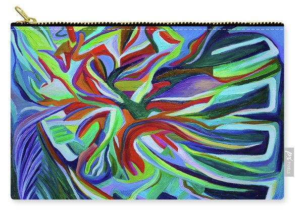 Tropical Reef Carry-all Pouch
