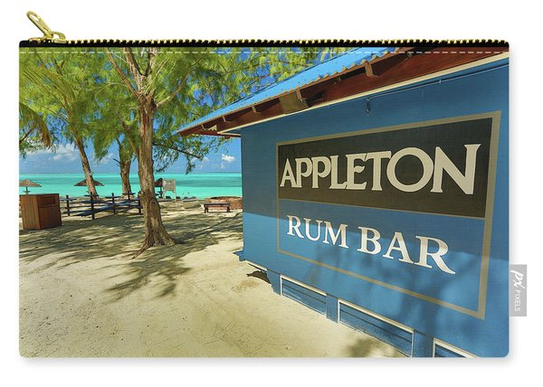 Tropical Rum Bar Carry-all Pouch
