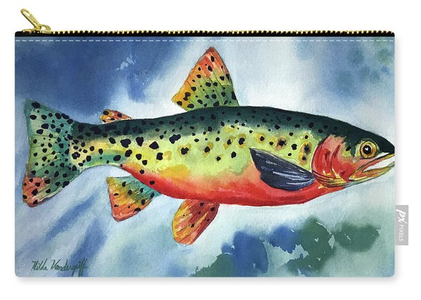 Trout Carry-all Pouch