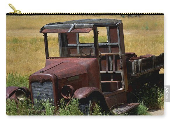 Truck Long Gone Carry-all Pouch