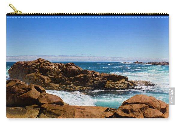True Blue Aussie Coastline Carry-all Pouch