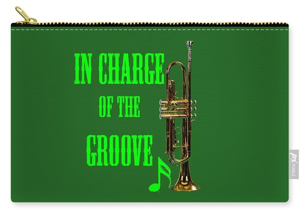 Trumpets In Charge Of The Groove 5535.02 Carry-all Pouch