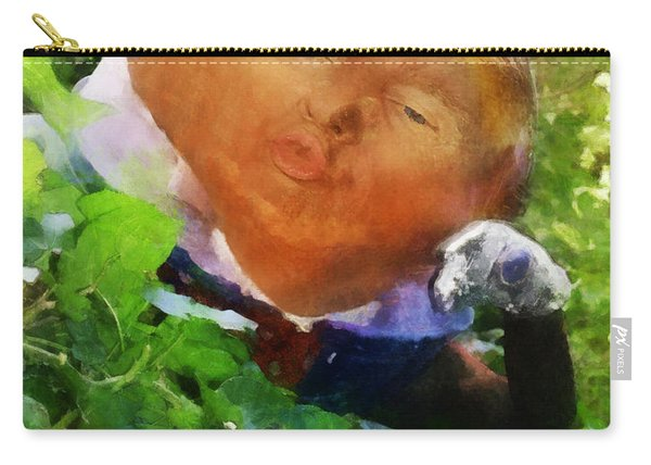 Trumpty Dumpty San On A Wall Carry-all Pouch