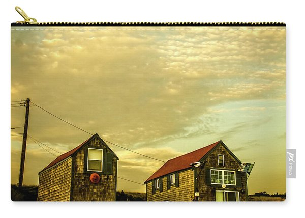 Truro Beach Houses Carry-all Pouch