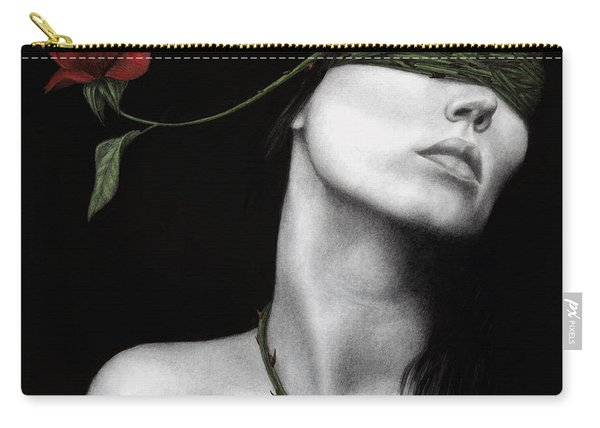 Truth Of Beauty Carry-all Pouch