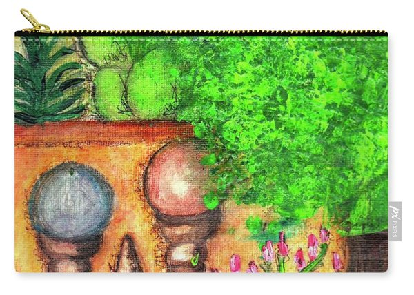 Tucson Garden Carry-all Pouch
