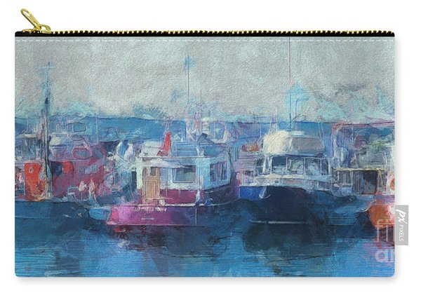 Tugs Together  Carry-all Pouch
