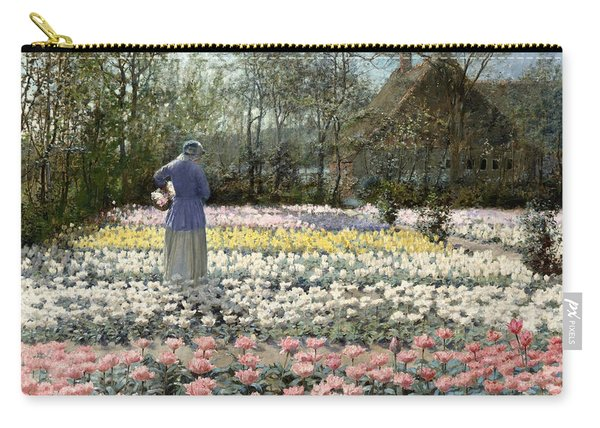 Tulip Culture Carry-all Pouch