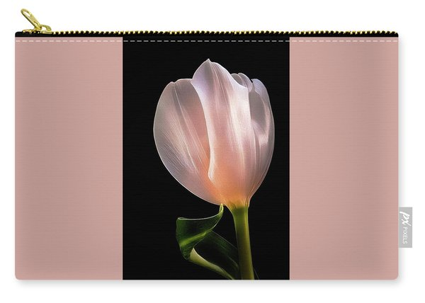 Tulip In Light Carry-all Pouch