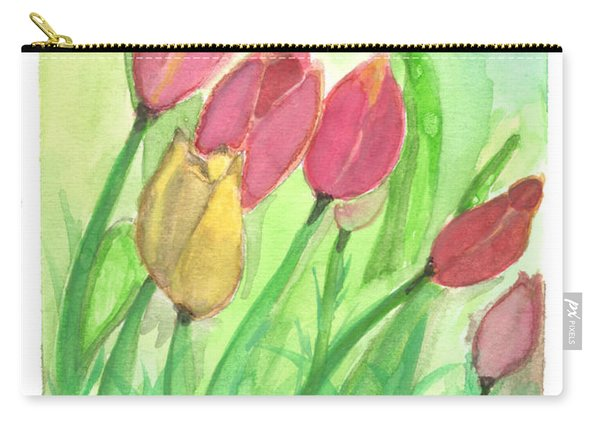 Tulipans Carry-all Pouch