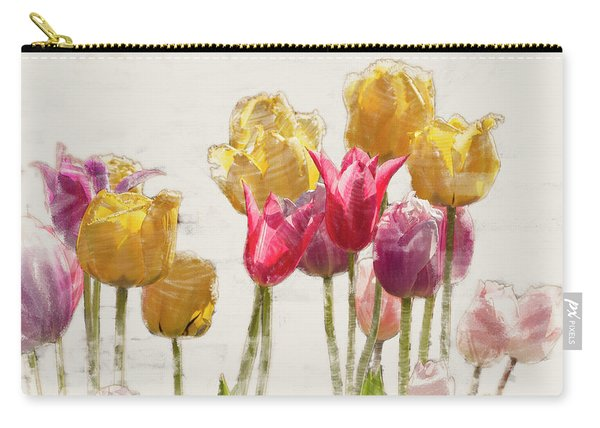 Tulipe Carry-all Pouch