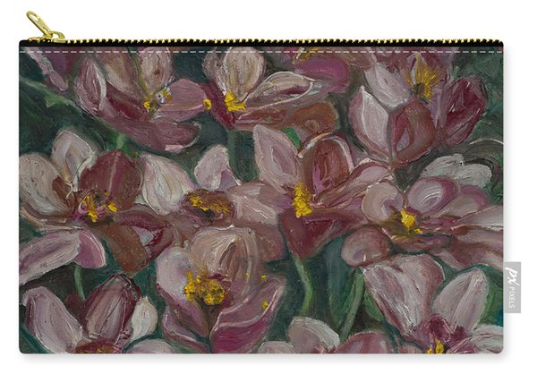 Tulips From Holland Carry-all Pouch